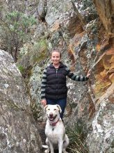 A--Bushwalking-with-Nala